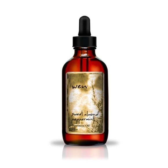 Wen Other - Wen Sweet Almond Peppermint Treatment Oil